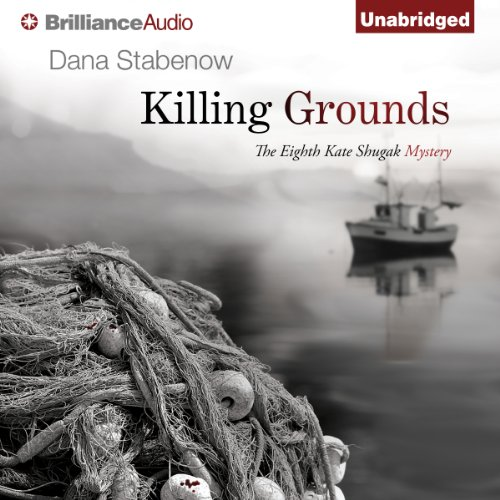 Couverture de Killing Grounds