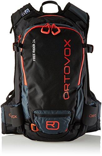 Ortovox Free Rider 24 Rucksack, 56 cm, 24 L, Black Raven
