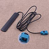 New Bluetooth Wifi Gsm Fakra Z Antenna Cable Outer External Adapter Fit For