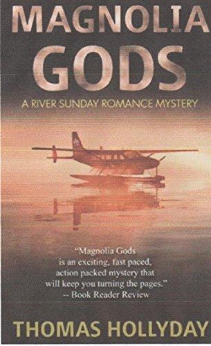 Download Magnolia Gods (River Sunday Romance Mysteries Book 2) (English Edition) B006E904LQ
