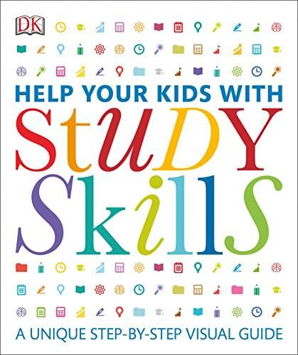 Compare Textbook Prices for Help Your Kids with Study Skills: A Unique Step-by-Step Visual Guide Illustrated Edition ISBN 9781465436344 by DK