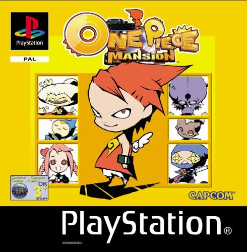 One Piece Mansion [ Playstation ] [Import anglais]