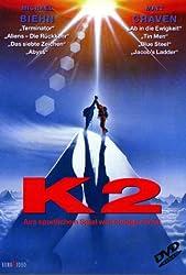 DVD-Cover von K2 - Das letzte Abenteuer mit Julia Nickson-Soul
