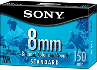 Discontinued by Manufacturer Jvc P6120Jdu 8Mm Video Tape Single