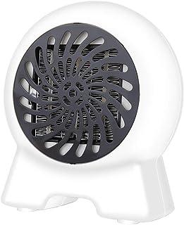 Lucky-cl Personal Calefactor Eléctrico Ventilador De Calefactor, Mini Heater Portátil Bajo Consumo Protección De Sobrecalentamiento Termoventilador para Hogar Y Oficina
