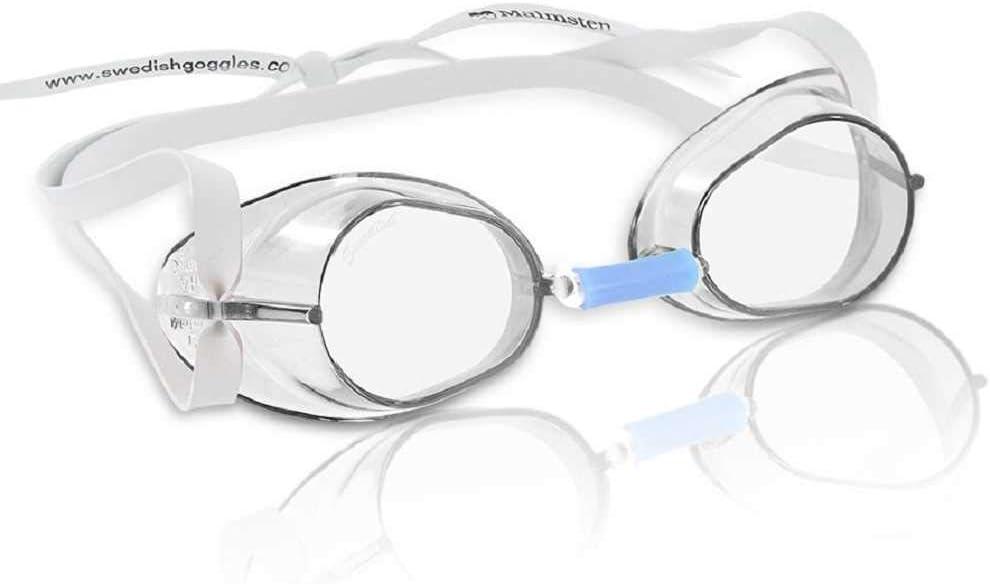 Schwimmbrille Malmsten Schwedenbrille Classic Swedish Goggles Montageset