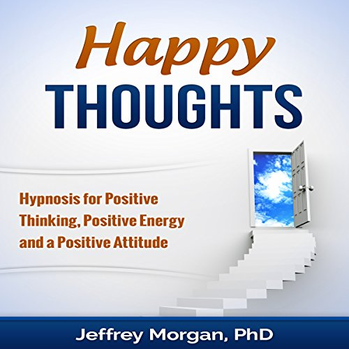 Happy Thoughts audiobook cover art