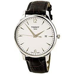 Why And How to Buy The Perfect Watch For Boyfriend -Tissot T-Classic Tissot Tradition Silver Dial Men's watch