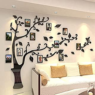 7x Photo Frames Birds Wall Stickers Wall Art Removable for photo 4/'/'x6/'/'//5/'/'x7/'/'