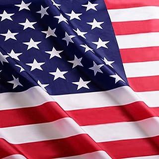 اسعار Anley Fly Breeze 3x5 Foot American US Flag - Vivid Color and UV Fade Resistant - Canvas Header and Double Stitched - USA Flags Polyester with Brass Grommets 3 X 5 Ft