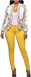 Energy Womens Silm Fit Floral Tribal Plus Size Short Mini Punk Rock Jacket
