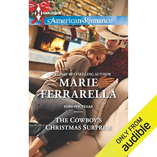 The Cowboy's Christmas Surprise Audiobook By Marie Ferrarella cover art