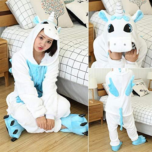 YYYSHOPP Pijamas de animales para Halloween, ropa de casa, disfraz de cosplay (color: B, tamaño: pequeño)