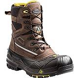 Terra Men's Crossbow Xs Boot Composite Toe Brown 9 D(M) US