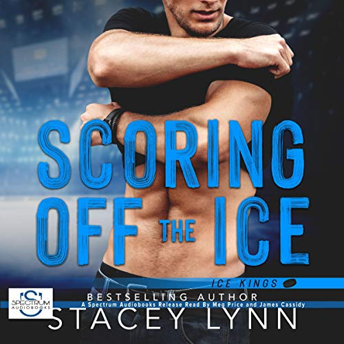 Scoring off the Ice cover art