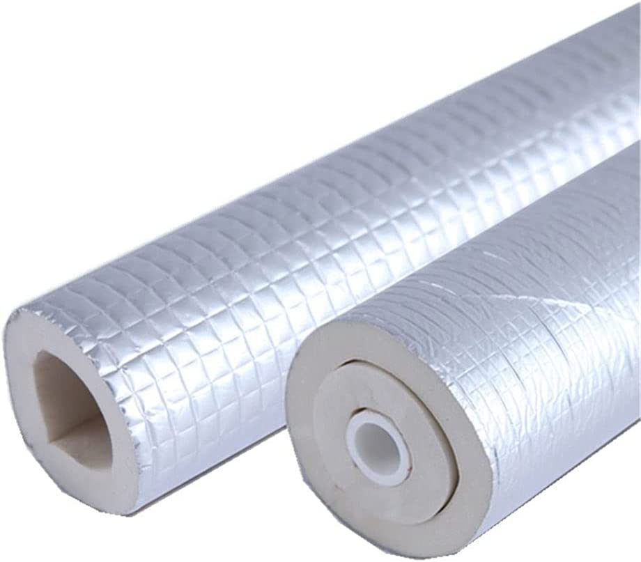 ASDFGHJ Aluminum foil Tube Insulation Double Foam Layer Popular products Insulat In a popularity