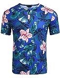 Burlady -  T-Shirt - Uomo 45-Blau M