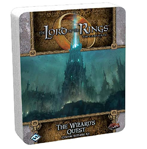 The Lord of The Rings: LCG The Wizard's Quest Standalone Scenario