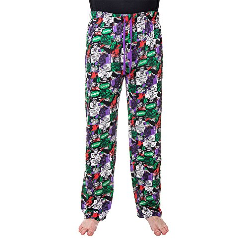 The Joker Arkham Asylum Pantalones de pijama multicolor XL