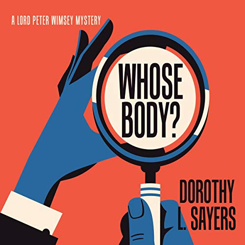 Whose Body? cover art