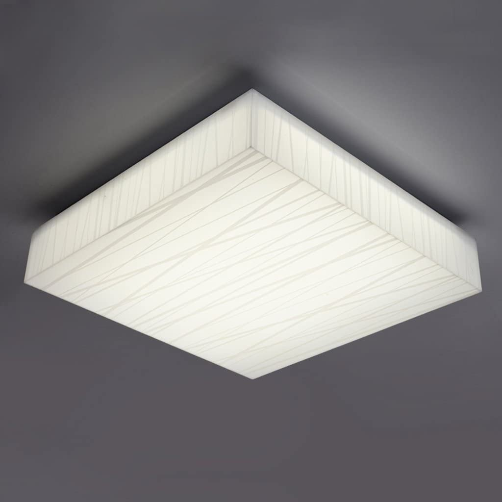 Living Ranking TOP19 Room Lights Quare Light Max 73% OFF LED Ceiling Mode Atmosphere