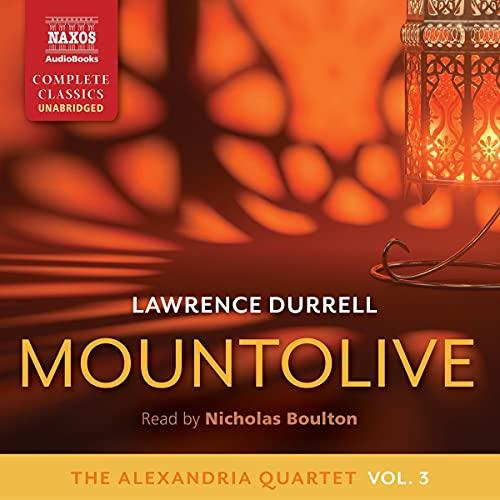 Mountolive: The Alexandria Quartet, Book 3