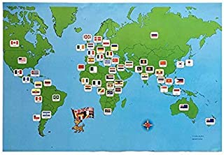 FLaG FRENZY - CaRD GaME/FLaG MaTCHING/ BIRTHDaY GIFTS/ RETURN GIFTS/ EDUCaTIONaL GaMES