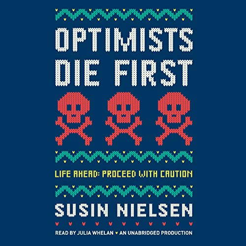 Optimists Die First cover art