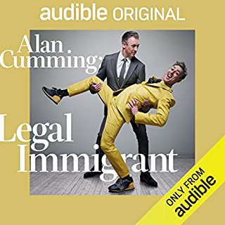 Alan Cumming: Legal Immigrant cover art