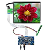 "9.7"" 2048X1536 IPS LCD Screen LP097QX1/ LTL097QL01/ HQ097QX1,HDMI Controller board work with 9.7inch eDP Interface LCD Screen Input Power Adapter: 12Vdc More than 2A. Power adapter connecotor : 3.5mmx1.35mm . (Help to notice , there is no power adapt..."