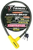 Trimax TQ1532 Trimaflex Integrated Keyed Cable Lock (32' Length x 15mm)