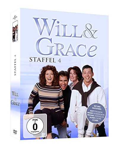 Will & Grace - Staffel 4 [4 DVDs]