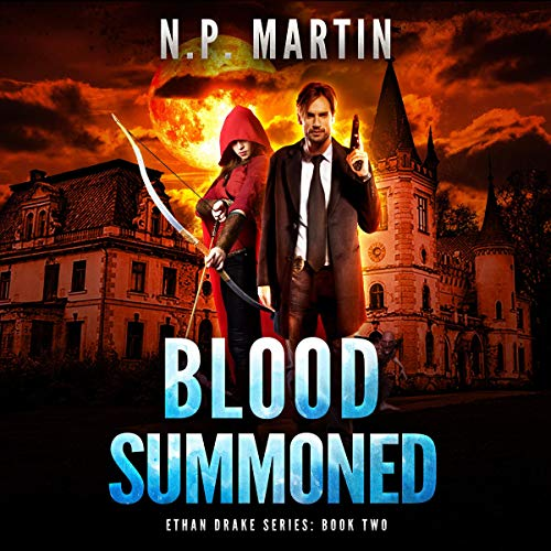 Blood Summoned Audiobook By N. P. Martin cover art