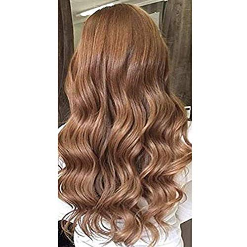 Moresoo Straight Blonde Remy Human Hair Tape in Extensions