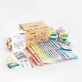 Strawbees STEM School Kit Classroom Building Set, 4060 Pieces