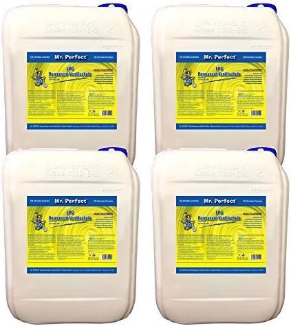 Mr Perfect Lpg Permanent Ventilschutz 4 X 5 Liter Gassystem Schutz Vor Korrosion Und Verbrennungsrückständen Auto