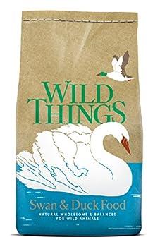 Pointes Wildthing Swan et canard Nourriture 13kg 13kg Lot de 1,