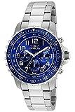 Invicta 6621 Specialty Montre Homme acier inoxydable Quartz Cadran bleu