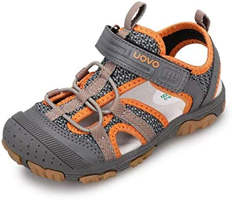 UOVO Boys Sandals All stores are sold Kids Beach Closed-Toe Athletic Hiking OFFicial site