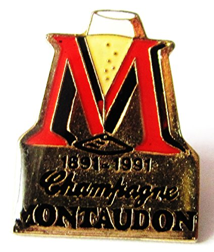 Montáudon Champagne - Pin 21 x 17 mm