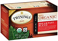 Twinings 88117-3pack Twinings Breakfast Blend Tea - 3x20 bag