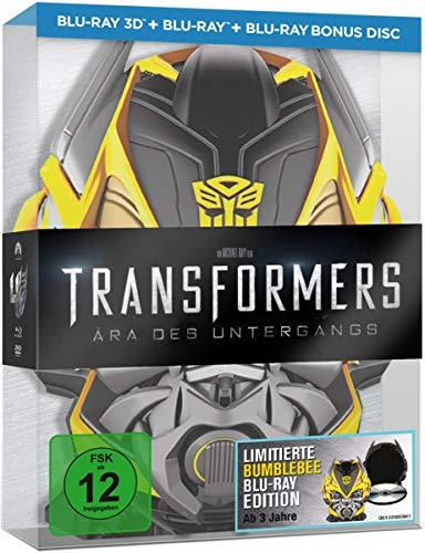 Transformers 4 - Ära des Untergangs - Bumblebee Edition (Clone 1) - Limitierte Auflage [Blu-ray]