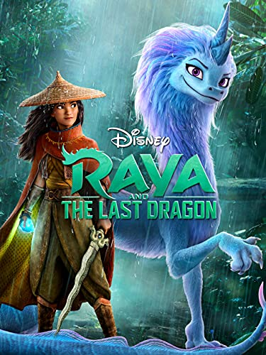 Raya and the Last Dragon (4K UHD)