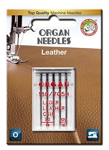 Organ, Piel naalden
