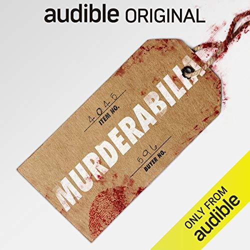 Page de couverture de Murderabilia