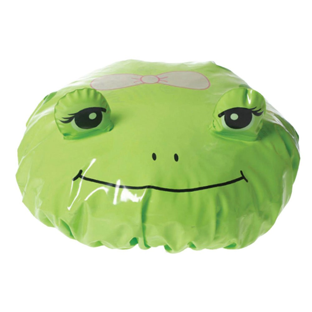 Ranking TOP14 One Cute Shower Cap free Frog Green -