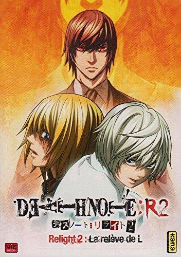 Death Note-Relight-Vol. 2 : La rélève de L
