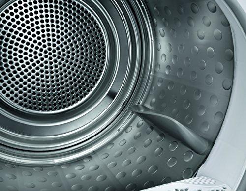 AEG T8DE86685 Wärmepumpentrockner / AbsoluteCare / Wolle-Seide-Outdoor trocknen / 8 kg / Energiesparend / Mengenautomatik / Knitterschutz / Kindersicherung / Schontrommel / Trommelbeleuchtung - 4