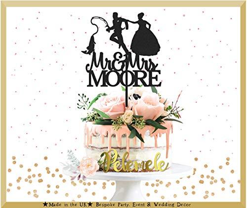 Ad4ssdu4 Personalisierte Angeln Hochzeitstorte Topper Angeln Hochzeitstorte Topper Angelrute Cake Topper Angeln Paar Cake Topper Custom Hochzeit