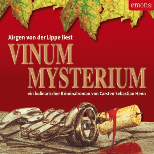 Vinum Mysterium. Ein kulinarischer Kriminalroman Titelbild